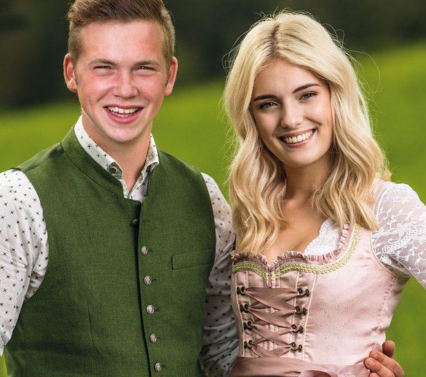 Nico Kristoferitsch und Lisa